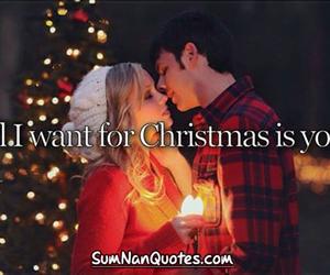 christmas, christmas tree, and sumnanquotes image