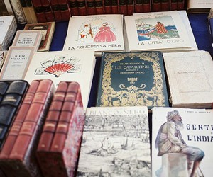 book, books, and vintage image