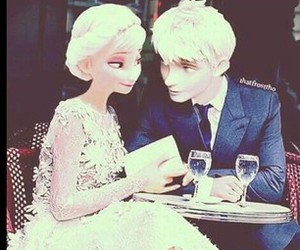disney, frozen, and jelsa image