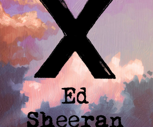 ed sheeran, clouds, and music image