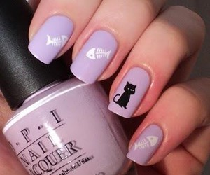 manicure and nail image