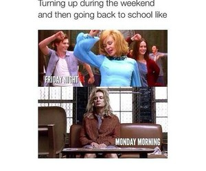 american horror story, monday, and funny image
