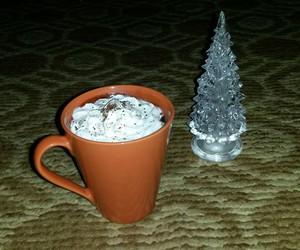 chocolate, christmas, and tree image
