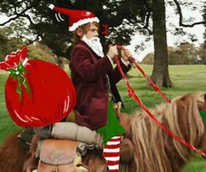 the hobbit and fandom christmas image