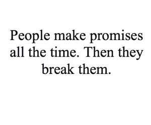 promise, quote, and life image