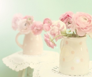 bridal, Cookies, and shabby chic image