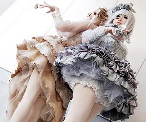 lolita and elegant lolita image