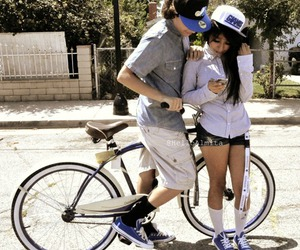 cute, couple, and swag image