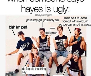 magcon, hayes grier, and cameron dallas image