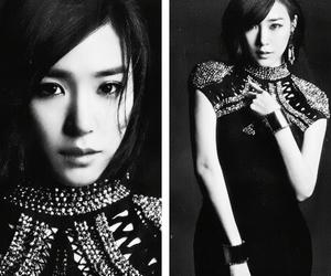 beautiful, snsd, and tiffany hwang image