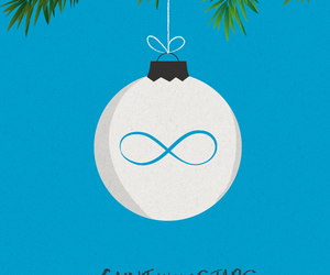 christmas, infinity, and the fault in our stars image