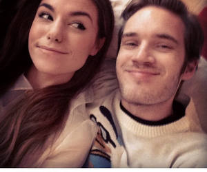 christmas, marzia bisognin, and couple image