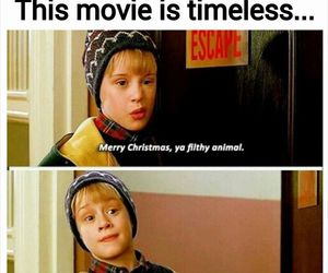 movie and home alone image