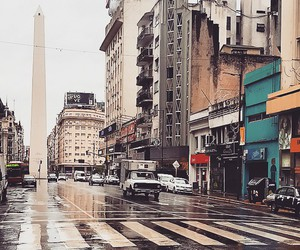 argentina, travel, and buenos aires image