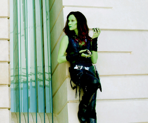 gamora, spy, and guardians of the galaxy image