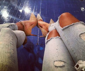 classy, louboutins, and shoes image