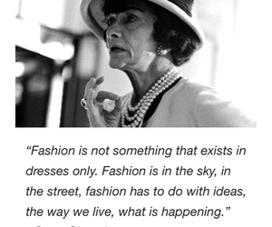 coco chanel, fashion, and a image