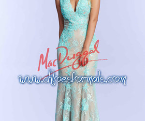 dress, pageant, and evening gown image