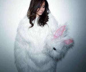 costume, rabbit, and singer image