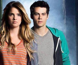 teen wolf, stiles, and malia image