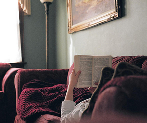 book, indie, and cozy image