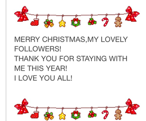 merry christmas, personal, and quotes image