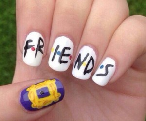 tv and friends image