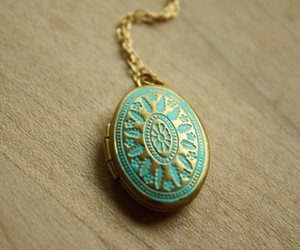 blue, little, and ornate image