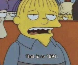 grunge, simpsons, and pale image
