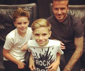 boys, David Beckham, and fashion image