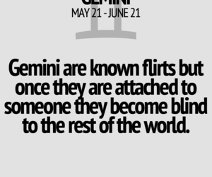 gemini, lifestyle, and love image