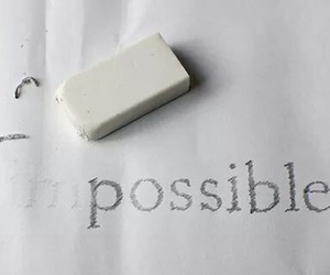 impossible and possible image