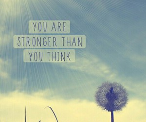 strong and quotes image