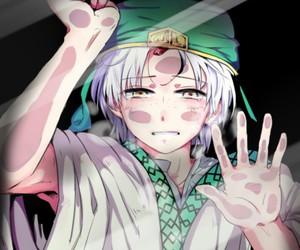 anime, manga, and magi image