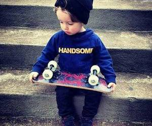 skate, cute, and baby image