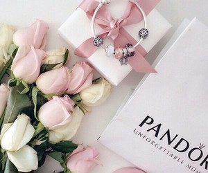flowers and pandora image