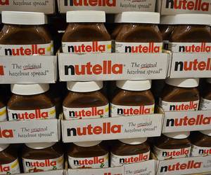 nutella, food, and delicious image