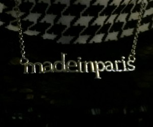 silver and made in paris image