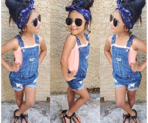 fashion, baby, and kids image