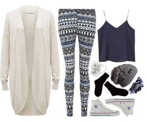 outfit, winter, and cute image
