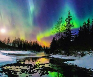 beautiful, nature, and alaska image