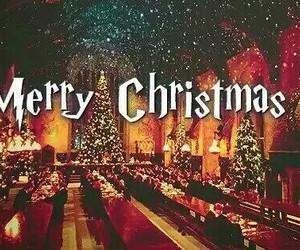 christmas, food, and harry potter image