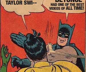batman, funny, and beyoncé image