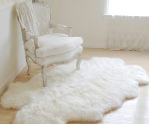 cozy, rug, and furry image