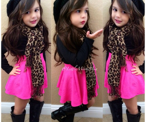 fashion, girl, and kids image