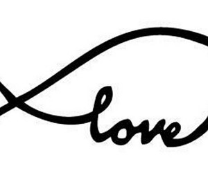 infinito and love image