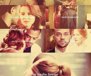 forever, grey's anatomy, and quotes image