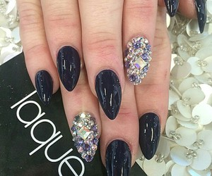 beautiful, design, and nails image