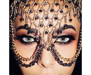 arab and eyes image