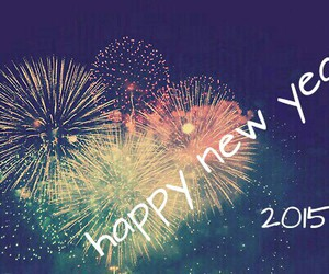 happy new year 2015 love image